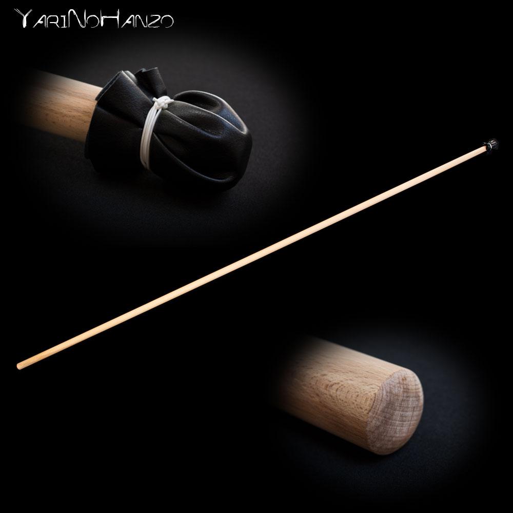 Katori Shinto Ryu Yari wooden spear sojutsu