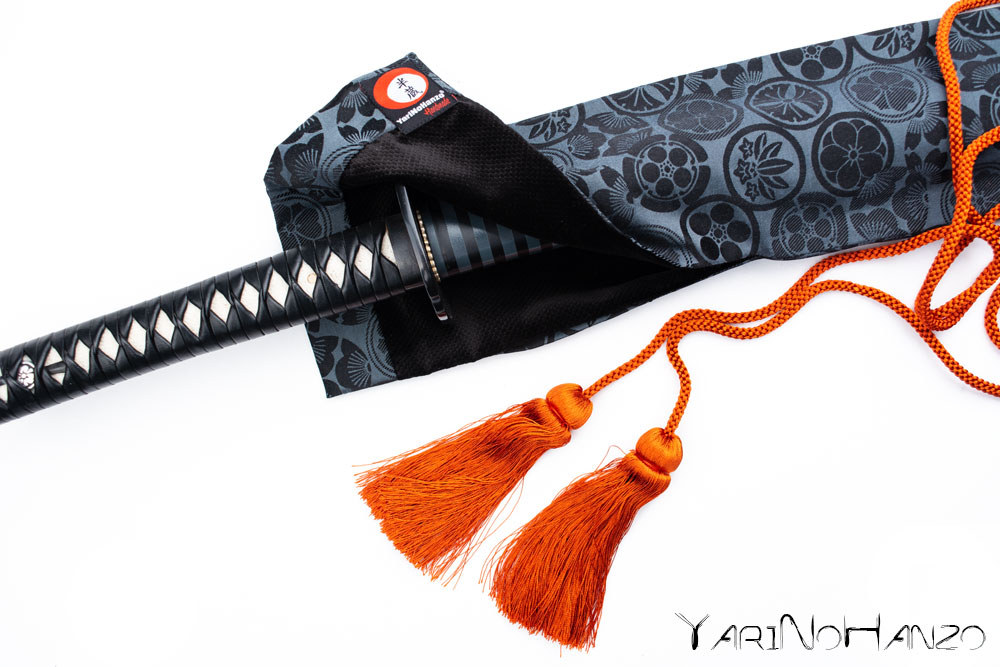for katana and wakizashi brick Japanese Fusahimo