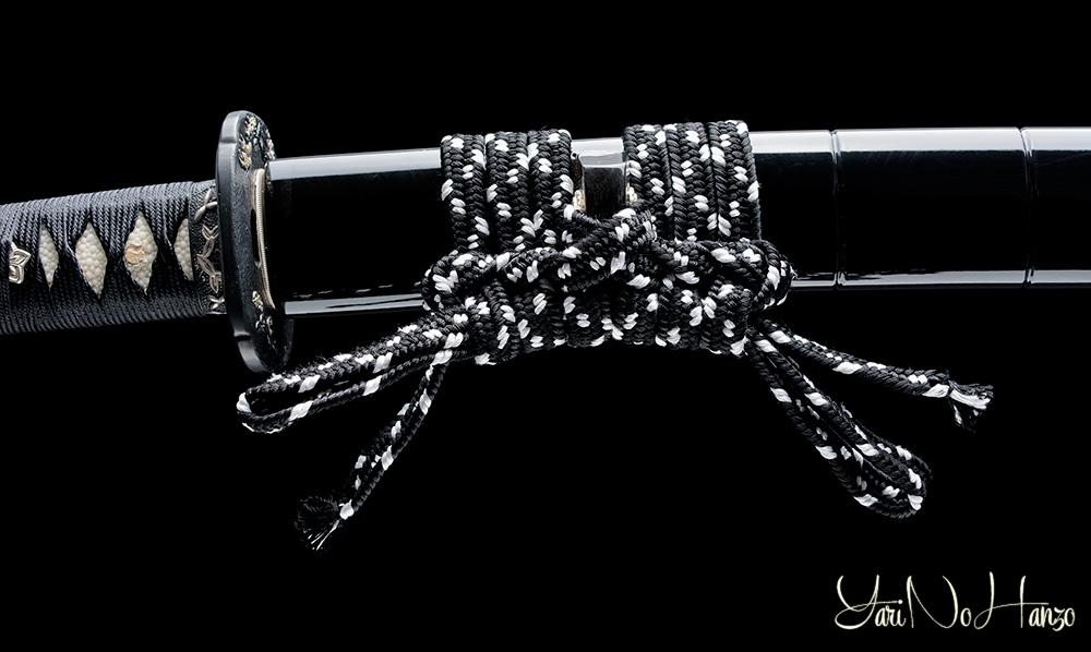 Lightweight steel iaito practice Katana sword