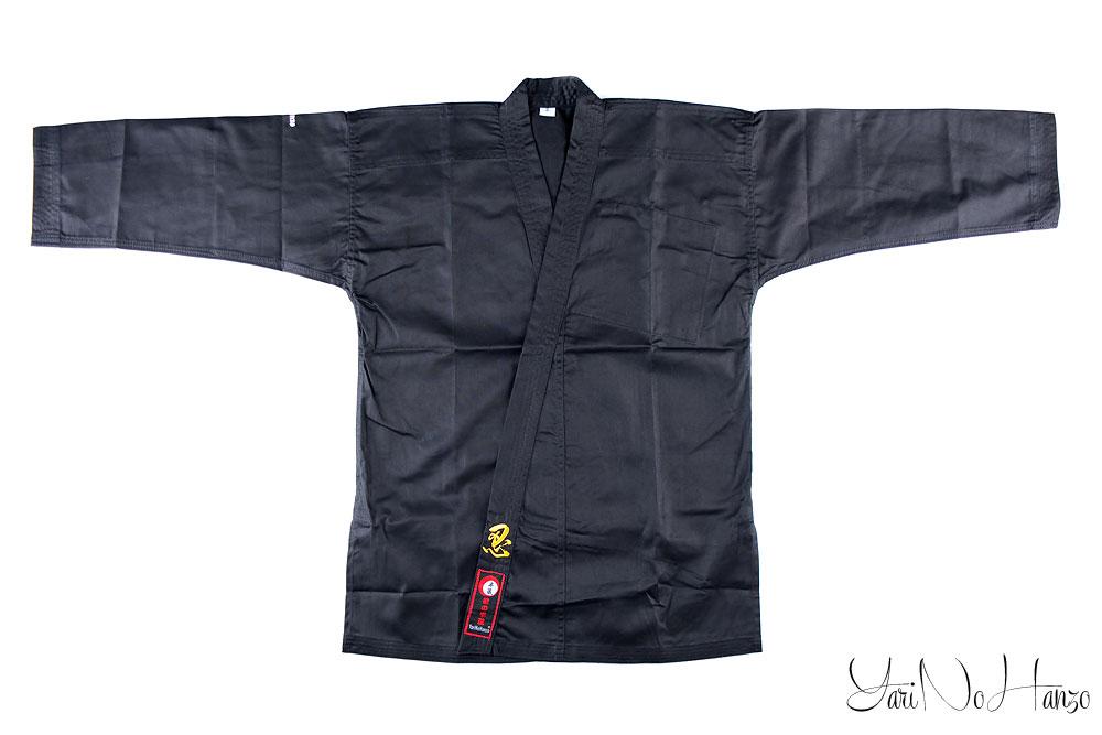 uniforme bujinkan