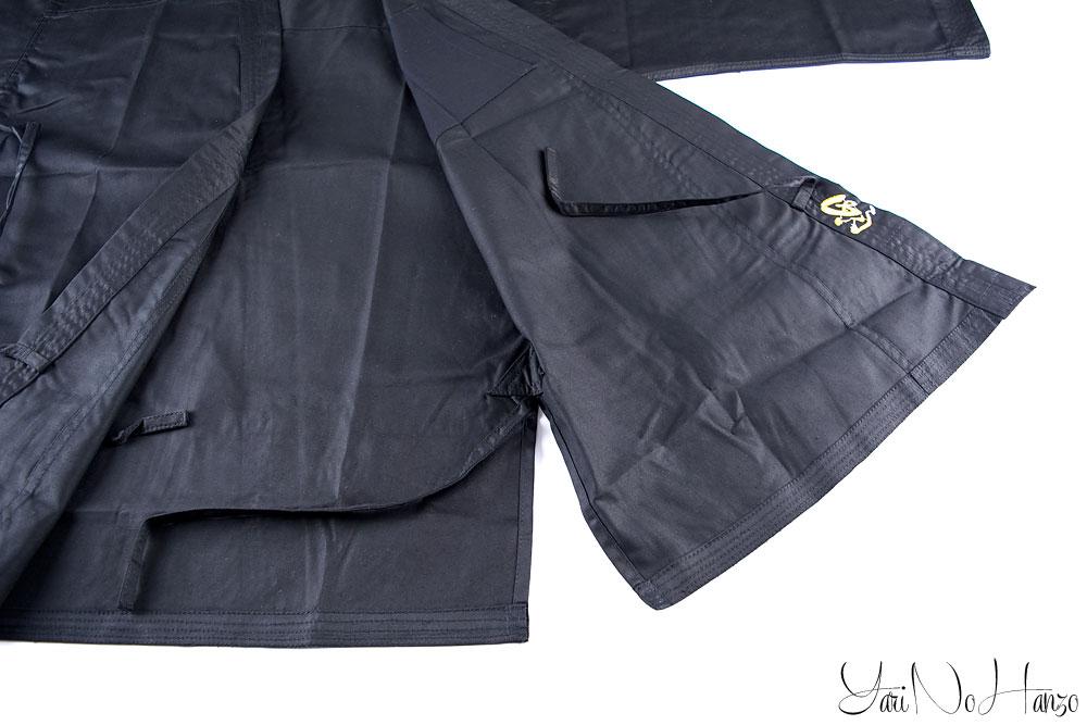 uniforme ninjutsu