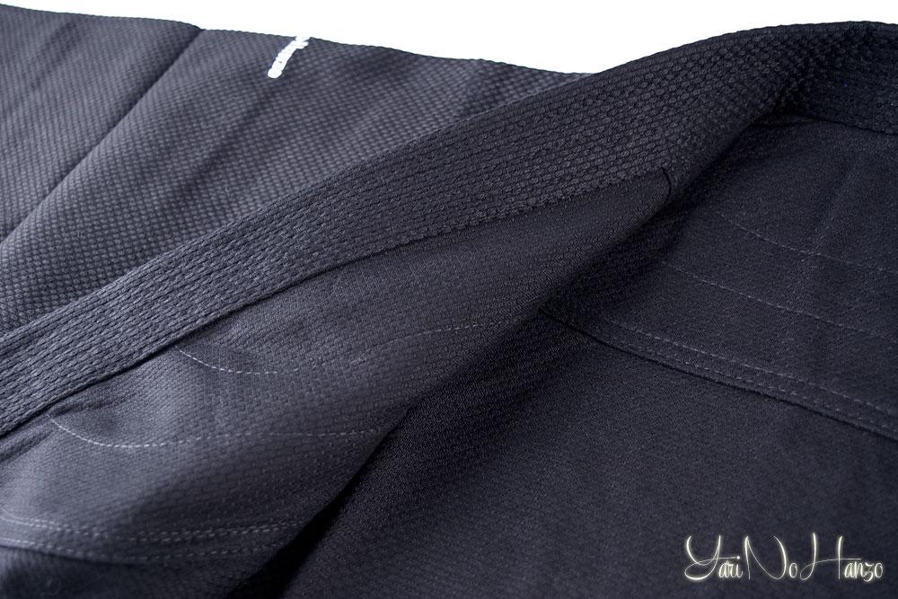 black ninjutsu uniform