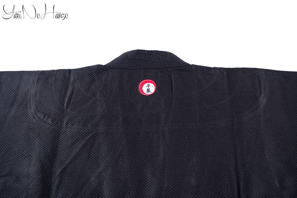 black ninjutsu gi