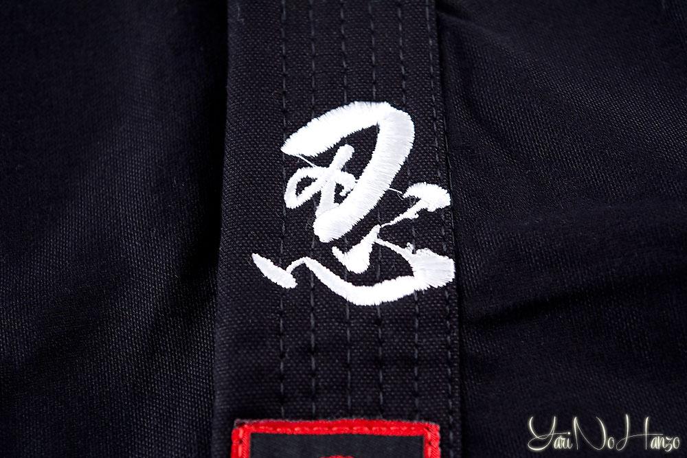 tenuta ninja