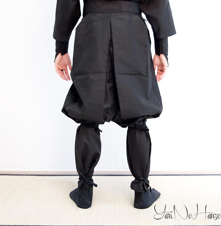 shinobi hakama