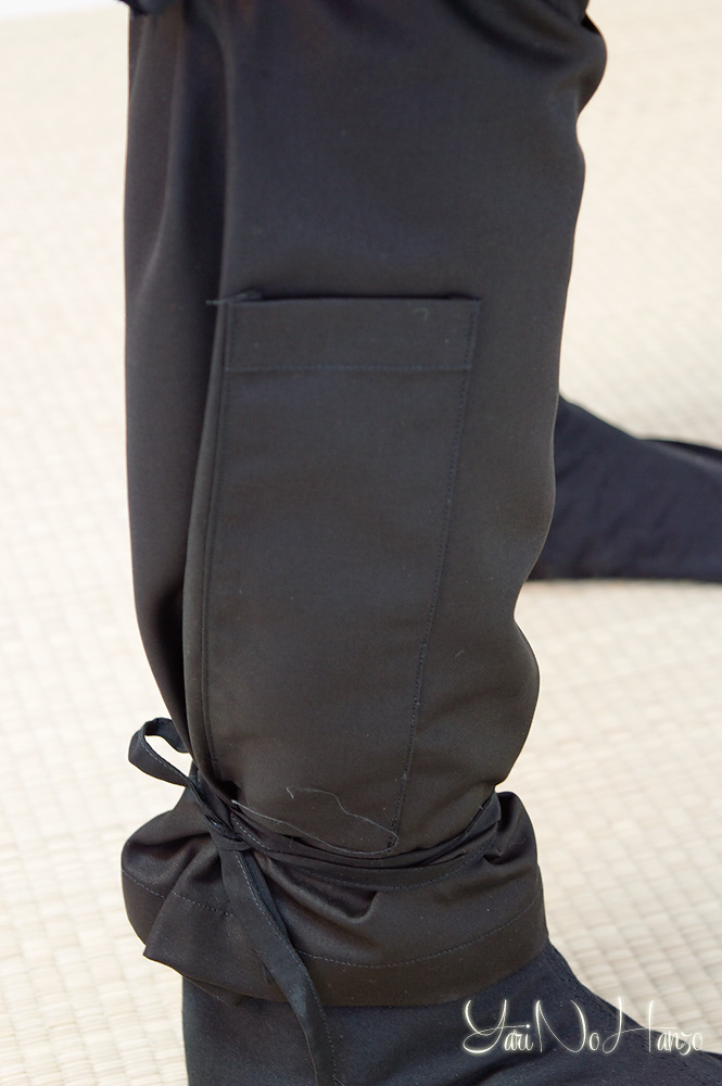 ninja hakama