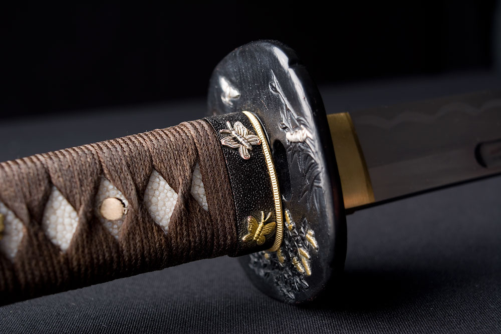 lightweight steel iaito custom katana