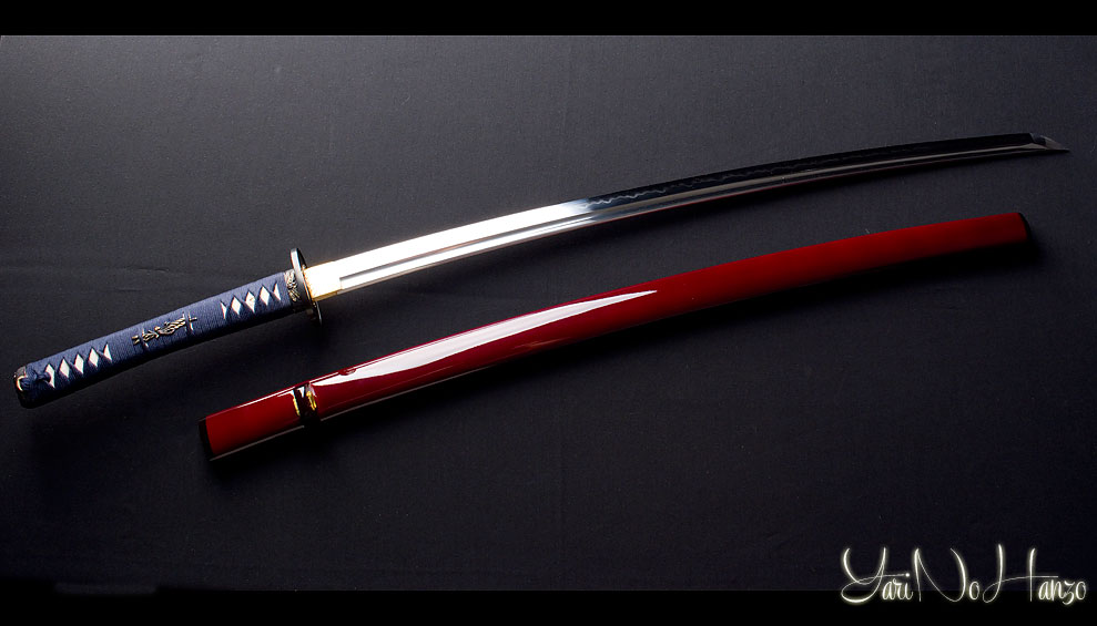 lightweight steel iaito custom katana