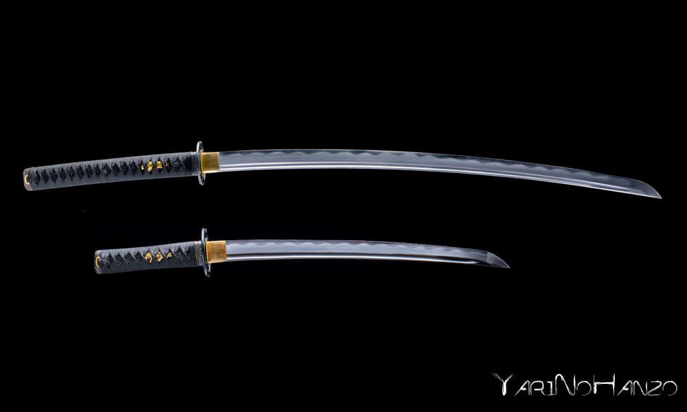 musashi daisho katana wakizashi set