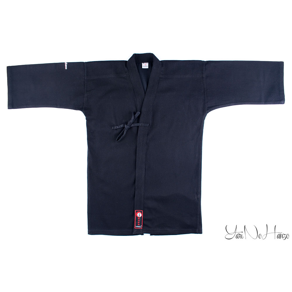 Kendo Gi Professional 2.0 Black | Black Kendo uniform