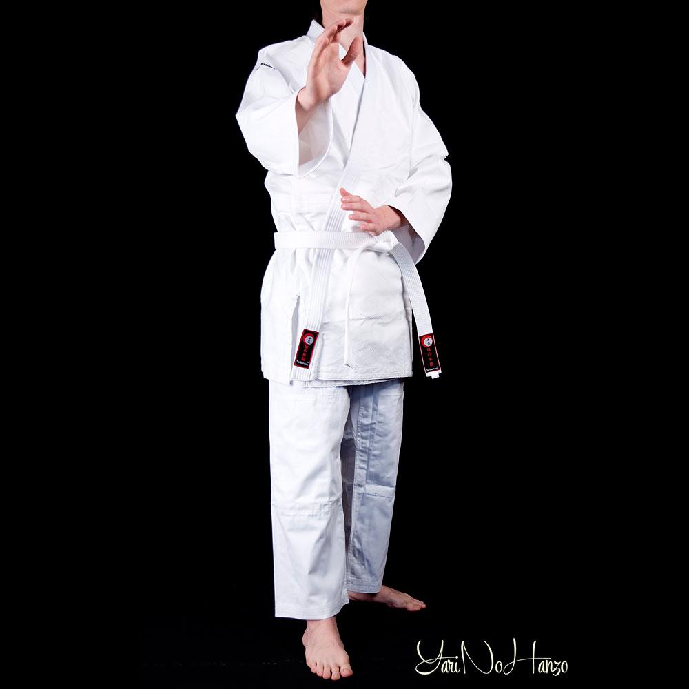 Aikido Gi Professional 2.0 | White Aikido uniform | Aikido Keikogi