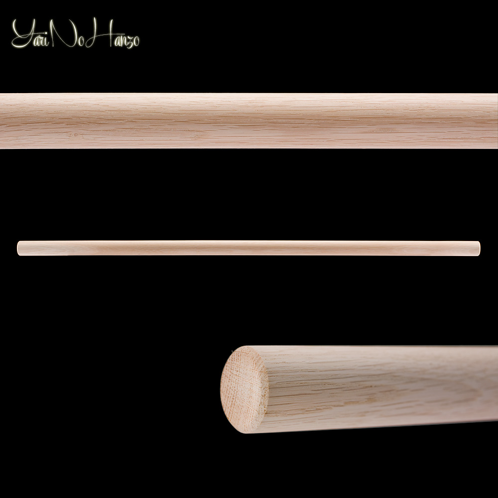 Hanbo 30 mm Beech wood | Hanbo stick | Handmade wooden Hanbo