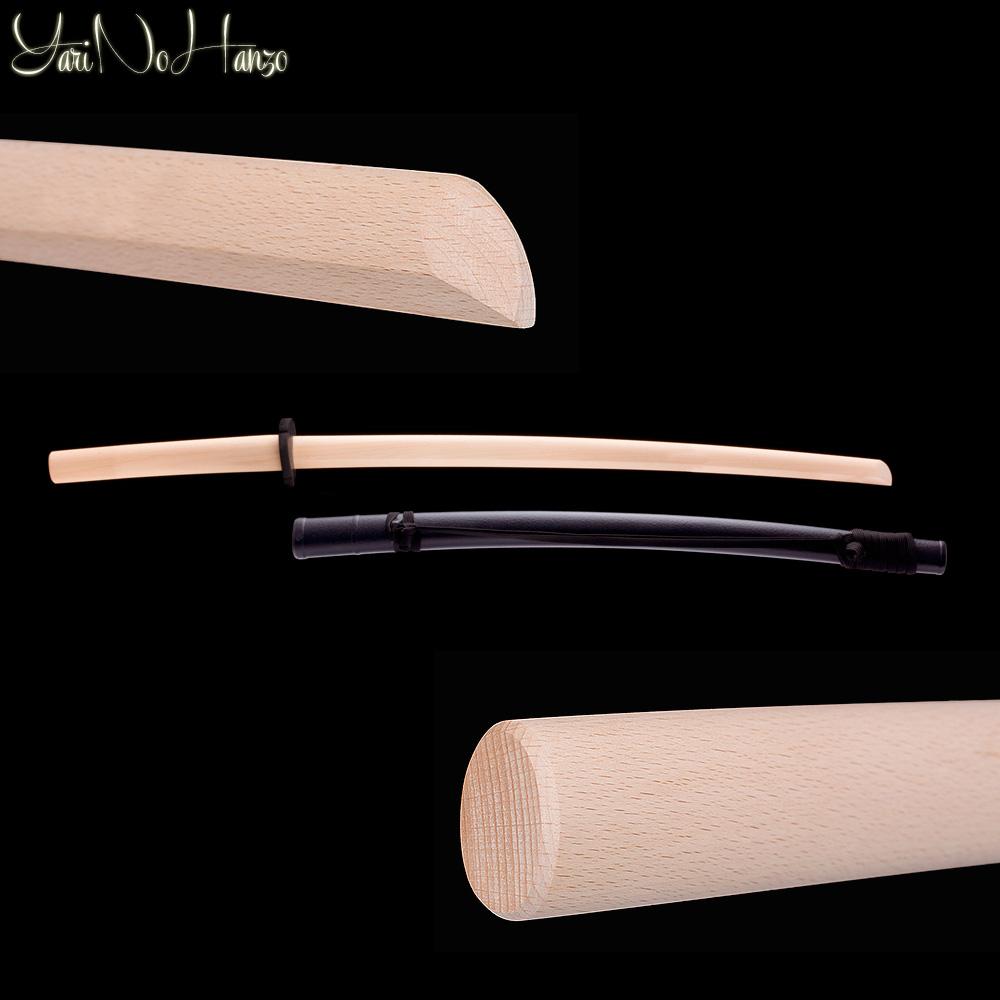 Bokken with Saya Beech wood | Bokuto Daito | Handmade Bokken