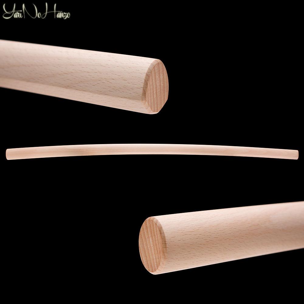 Iwama Ryu Bokken Beech wood | Iwama Ryu Bokuto | Handmade Bokken