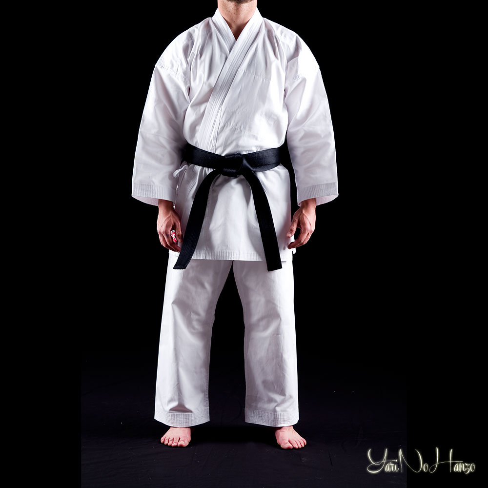 Karate Gi Shuto Beginner   Lightweight Karate uniform white