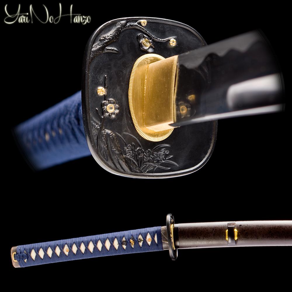 Fujiwara Iaito | Iaito Practice sword | Handmade Samurai Sword