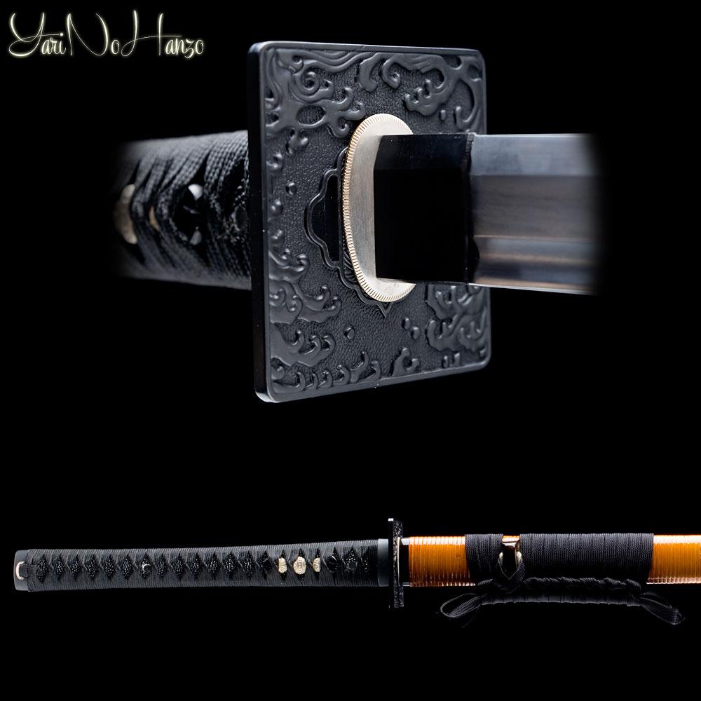 Koga Ninja To | Iaito Practice Ninja sword | Handmade Ninja Sword