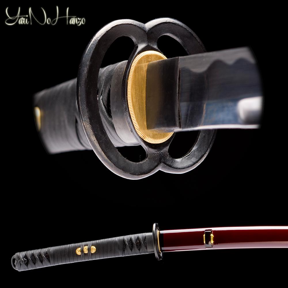 Miyamoto Musashi Iaito 11th Anniversary | Iaito Practice sword | Handmade Samurai Sword