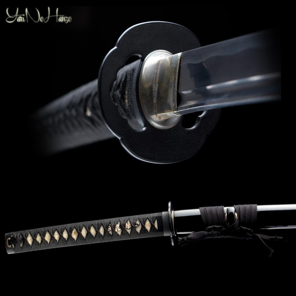 Murakami Katana | Iaito Practice sword | Handmade Samurai Sword
