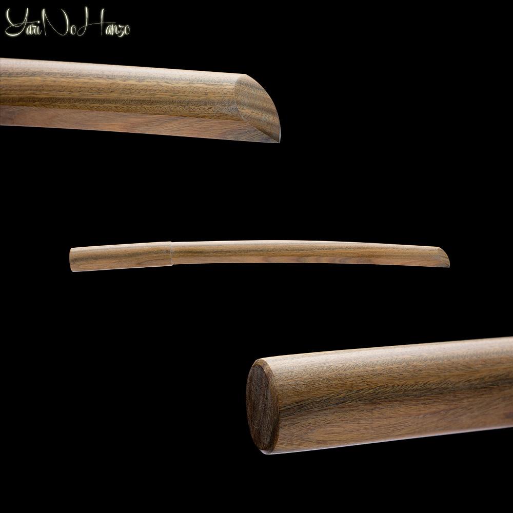 Wakizashi Bokken | Ironwood Bokuto Daito | Handmade Bokken