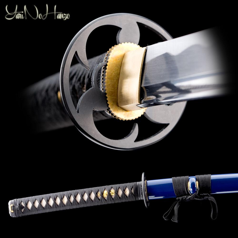 Yuki Katana | Iaito Practice sword | Handmade Samurai Sword