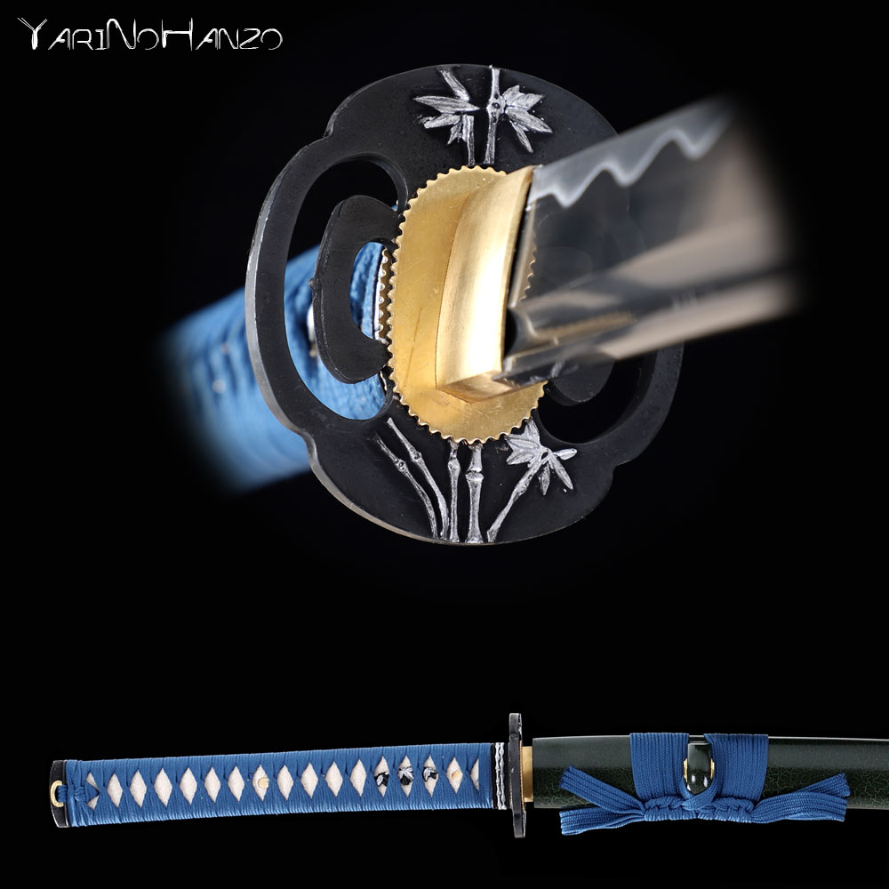 Hishikari Katana | Iaito Practice sword | Handmade Samurai Sword