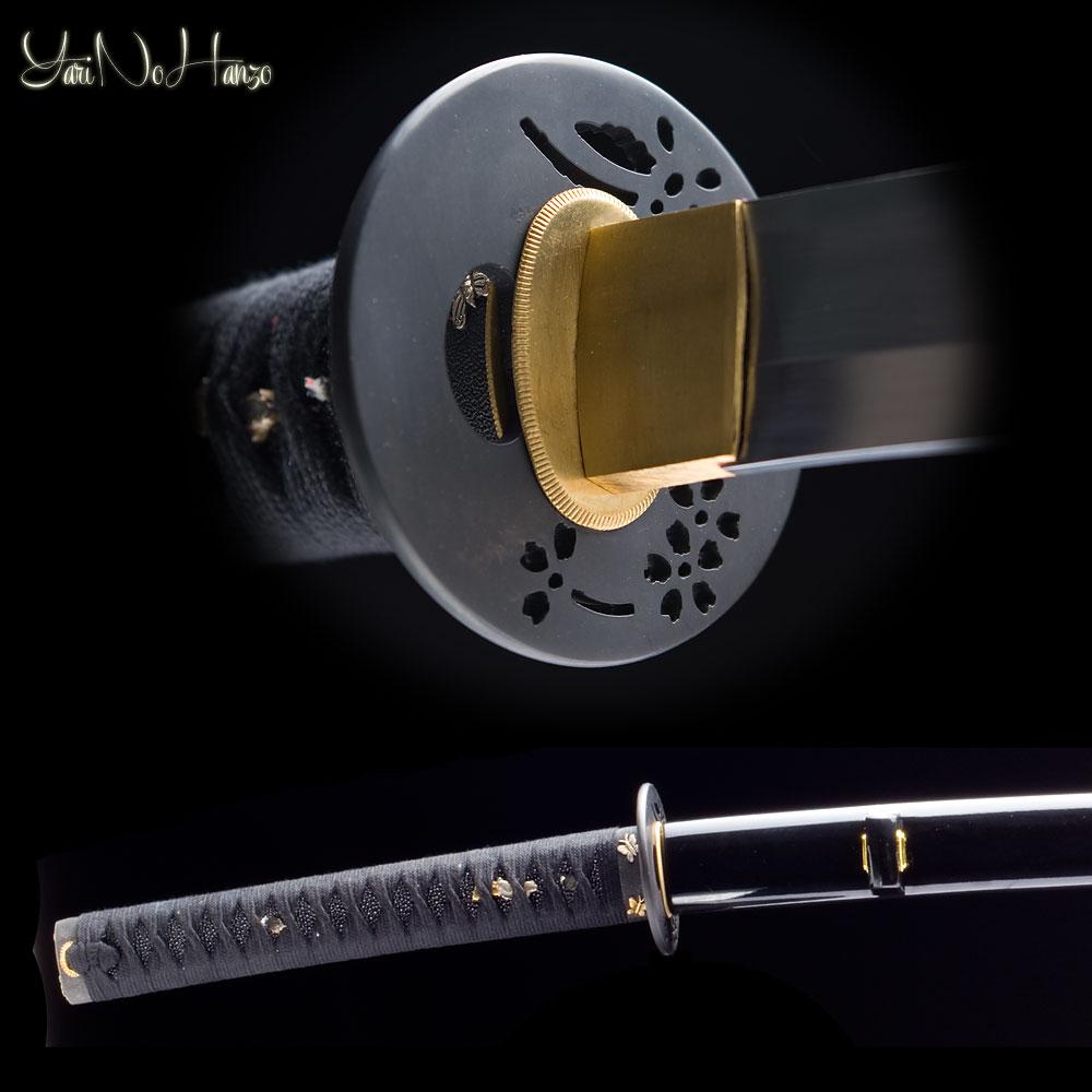 Taira Iaito Generation 2 | Iaito Practice sword | Handmade Samurai Sword