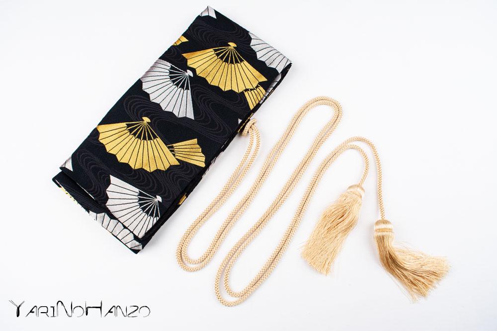 Katana Bukuro Suehiro | Bag for Nihonto Katana and Iaito | Top quality Nishijin Katana bag
