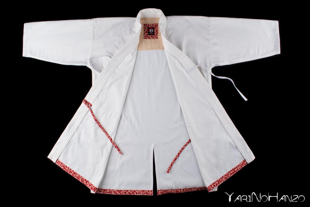 Sakura Kendo Gi white | Handmade Kendogi | Top quality Kendogi