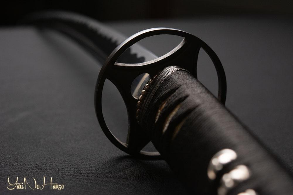 Kuroda Katana 10th Anniversary | Iaito Practice sword | Handmade Samurai Sword