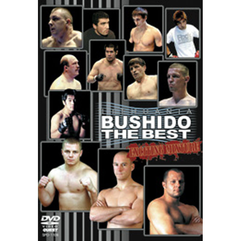 Best of Lithuania Bushido DVD
