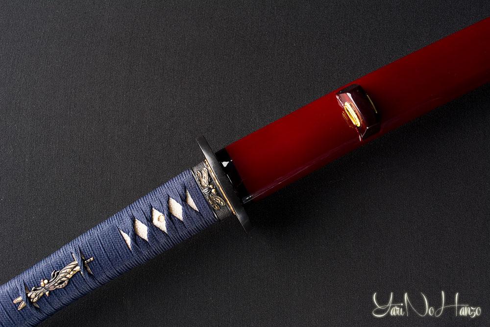 Takeda Katana | Custom Iaito Practice sword | Handmade Samurai Sword