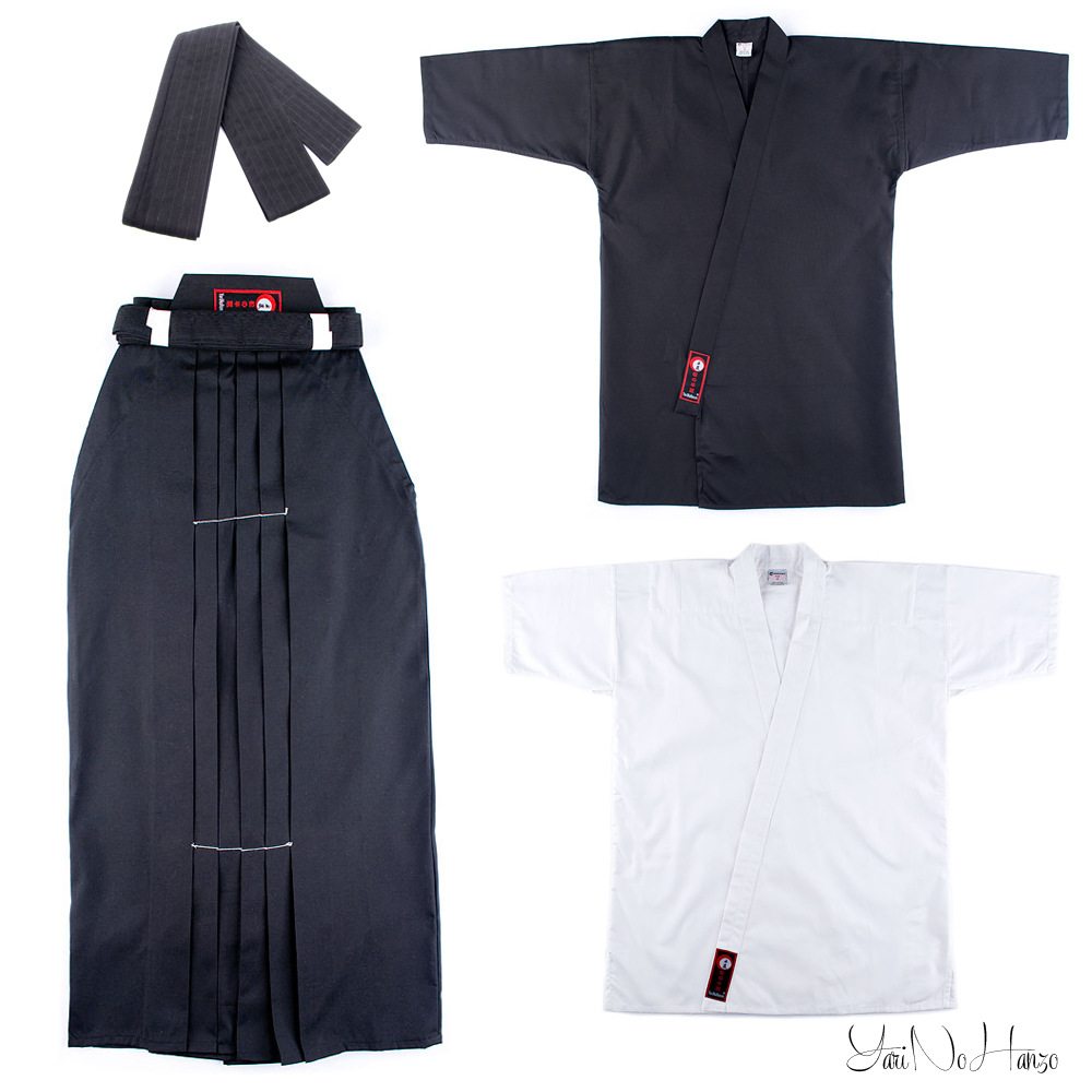 Iaido Set Beginner | Iaido Gi Hakama Set