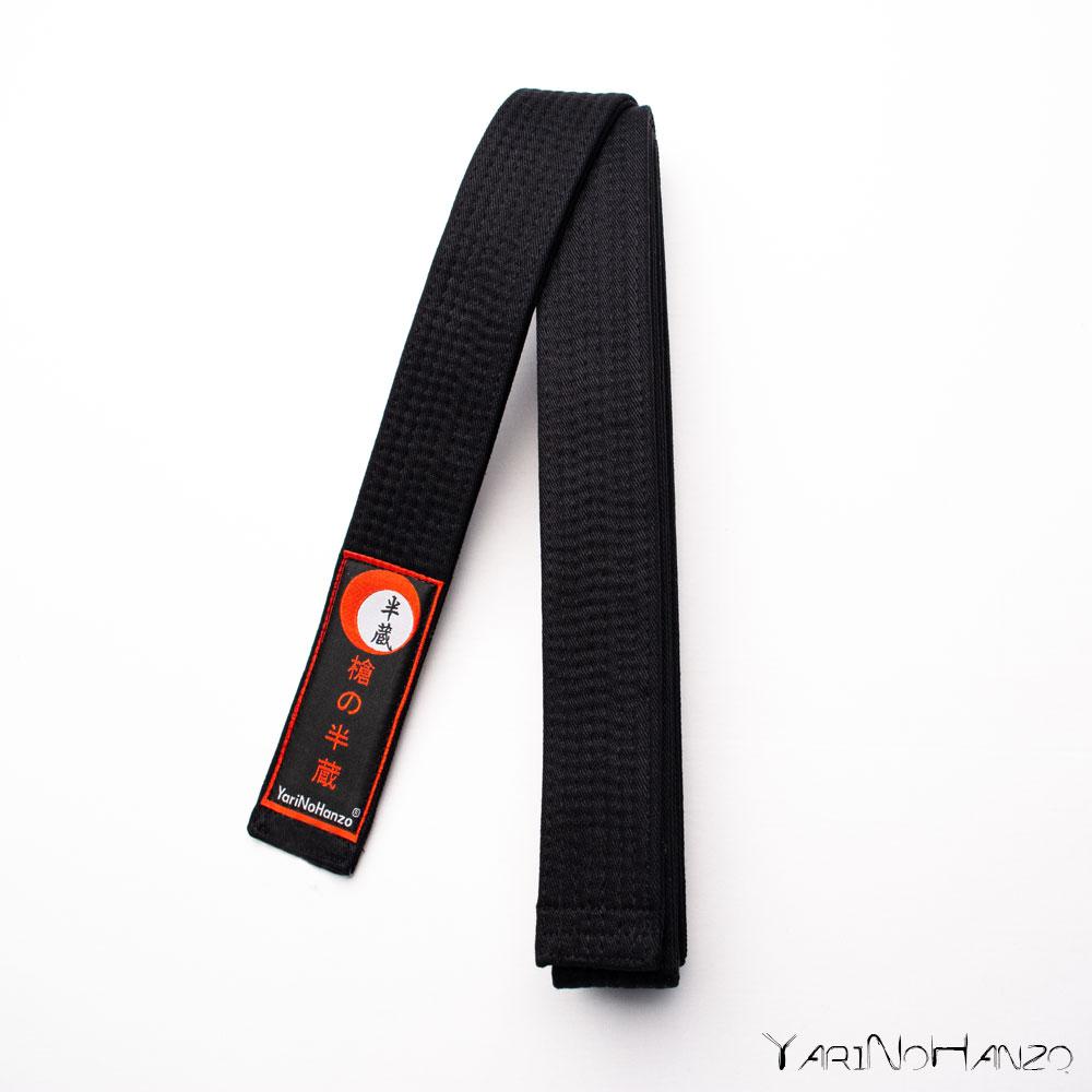BLACK Belt for karate and judo | Karate Judo Obi