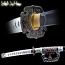 Jintachi | Iaito Practice Tachi sword | Handmade Samurai Sword