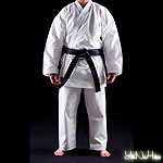 Karate Gi Shuto Training | Middleweight Karate uniform white