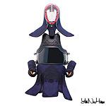 Kendo Bogu 3 mm | Clarino Set | Kendo armor