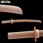 Bokken - Shoto - Red oak - DELUXE