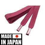 Deluke Kakucho Sageo violet SILK 220 cm | Made in Japan