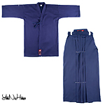 Basic Kendo Set  Kendo Gi + Hakama Set
