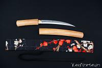 Osoraku Zukuri Tanto | Japanese Tanto in Shirasaya