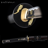 Shibata Katana | Iaito Practice sword | Handmade Samurai Sword