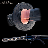 Saito Katana | Iaito Practice sword | Handmade Samurai Sword