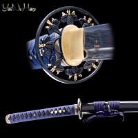 Fukushima Katana | Iaito Practice sword | Handmade Samurai Sword