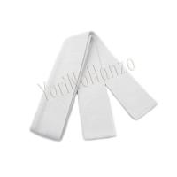 Kaku Obi white | Iaido obi | Iaido belt