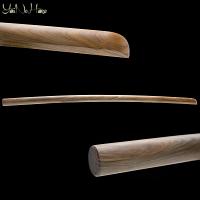 Bokken Daito 105 cm Lignum Vitae | Ironwood Bokuto Daito | Handmade Bokken
