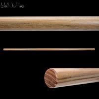 Koryu Jo 25 mm Lignum Vitae | Ironwood Aikido Jo | Handmade Jo