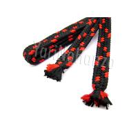 Shigeuchi Sageo black-red 220 cm | Made in Japan
