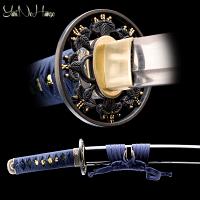 Fukushima Wakizashi | Iaito Practice sword | Handmade Samurai Sword