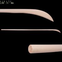 Katori Naginata Beech wood | Handmade wooden Nagianta